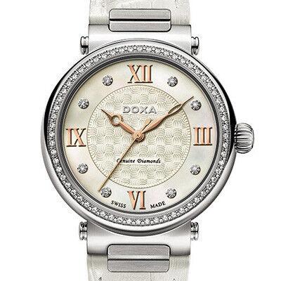 Часы DOXA Наручные часы Calex Lady 461.15.052.07 - фото 1