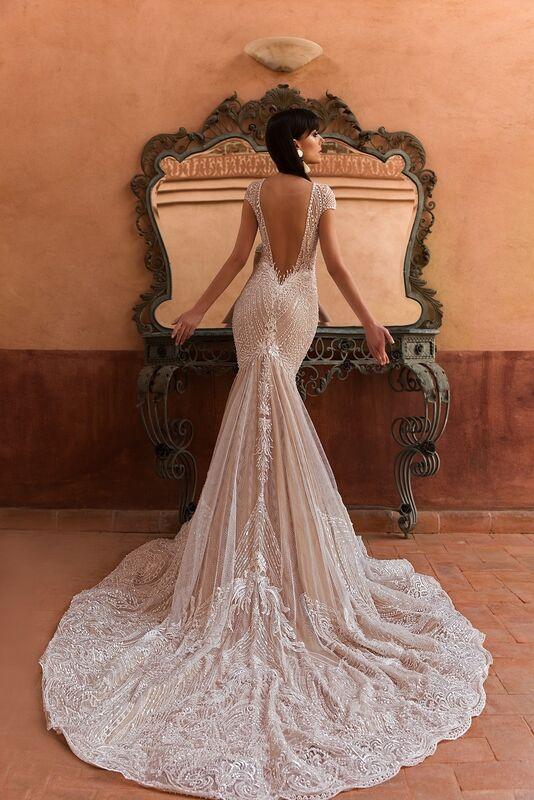 Свадебный салон Crystal Свадебное платье Liberty - фото 3