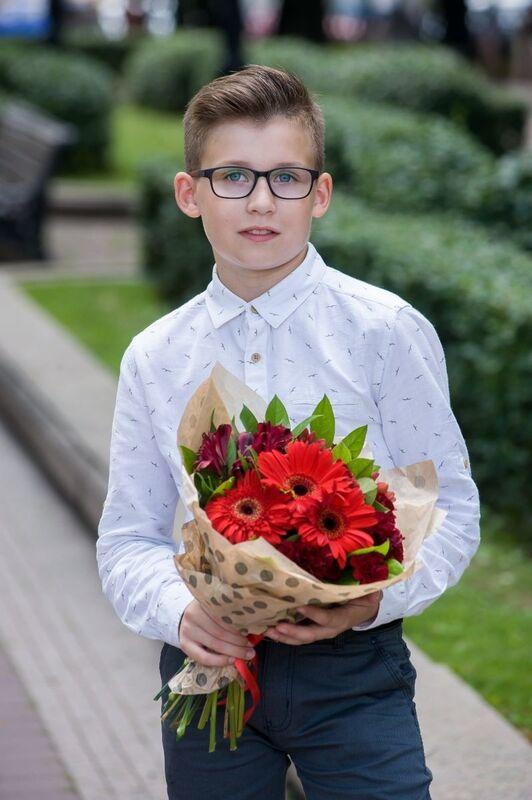 """Магазин цветов Долина цветов Букет  """"Для Вас"""" - фото 2"""