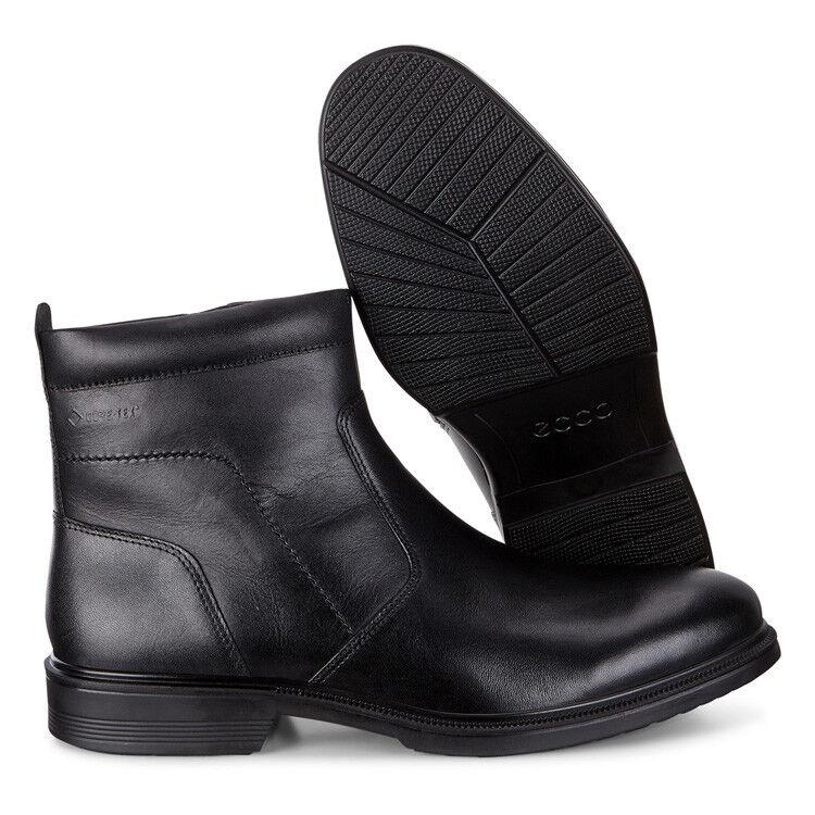 Обувь мужская ECCO Полусапоги LISBON 622184/01001 - фото 7