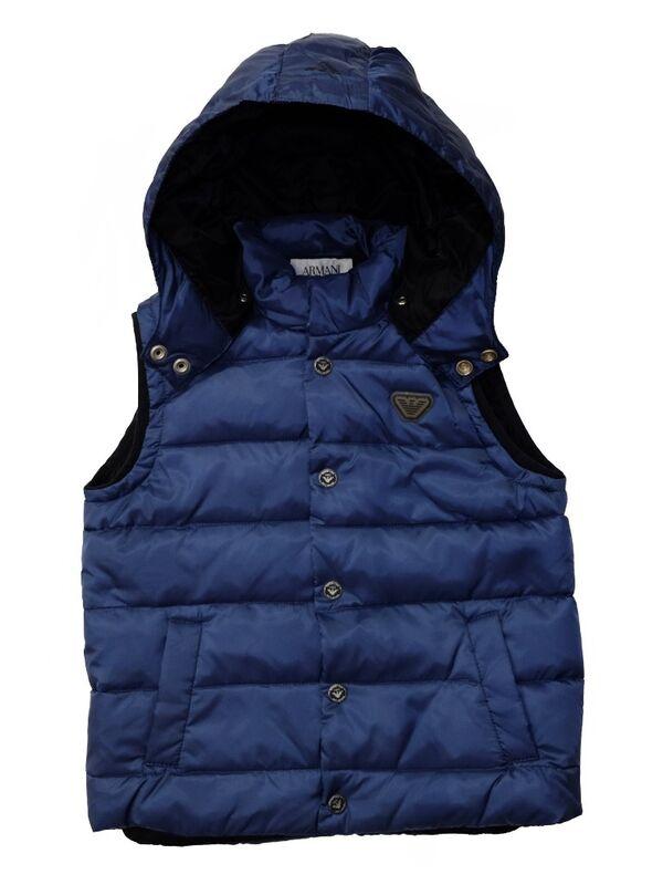 Верхняя одежда детская Armani Junior Куртка для мальчика BXL02 9G - фото 1