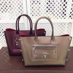 Магазин сумок Vezze Кожаная женская сумка С00209 - фото 2