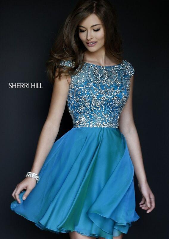 Вечернее платье Sherri Hill Платье вечернее 32320 - фото 1