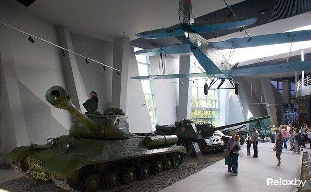 Достопримечательность Музей ВОВ Фото - фото 25