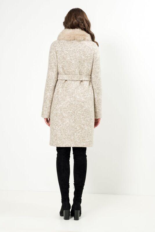 Верхняя одежда женская Elema Пальто женское зимнее 7-8012-1 - фото 2