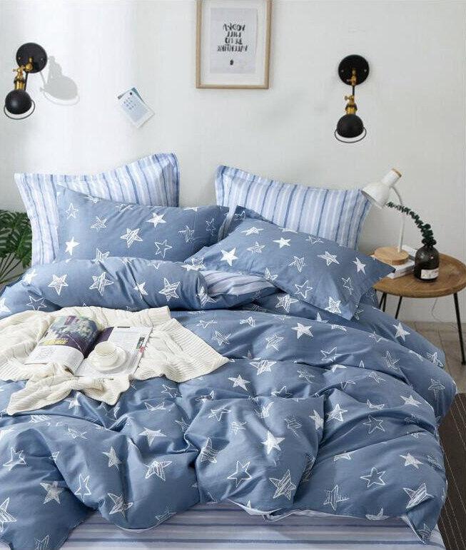 Подарок Tango Сатиновое постельное белье евро  TPIG6-743 - фото 1