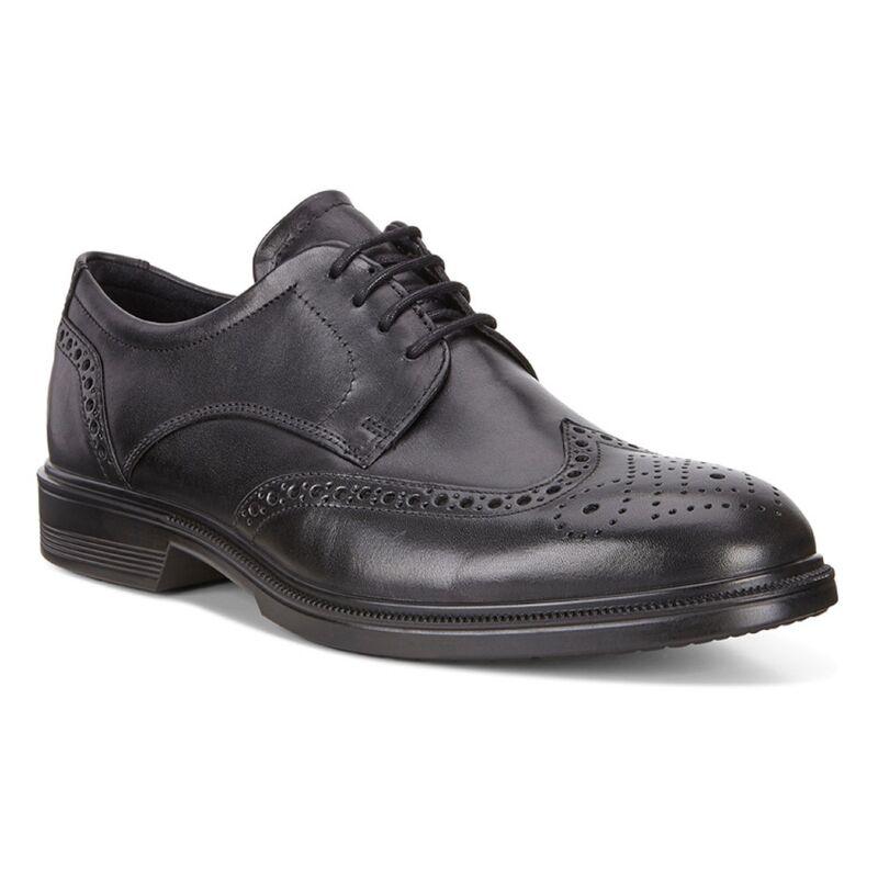 Обувь мужская ECCO Броги LISBON 622164/01001 - фото 1