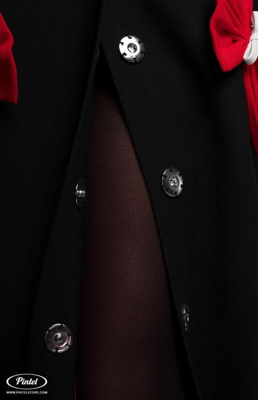 Верхняя одежда женская Pintel™ Пальто свободного силуэта Davine - фото 5