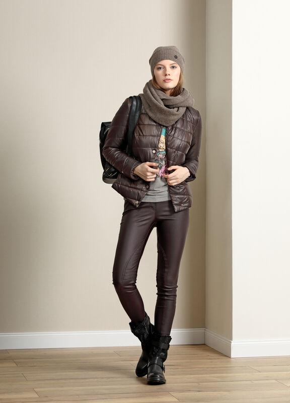 Верхняя одежда женская Burvin Куртка женская 5708 - фото 1