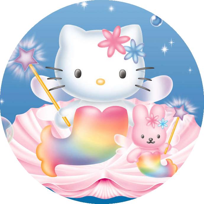 Торт Geldue Торт из мороженого «Hello Kitty Fantasy» - фото 1