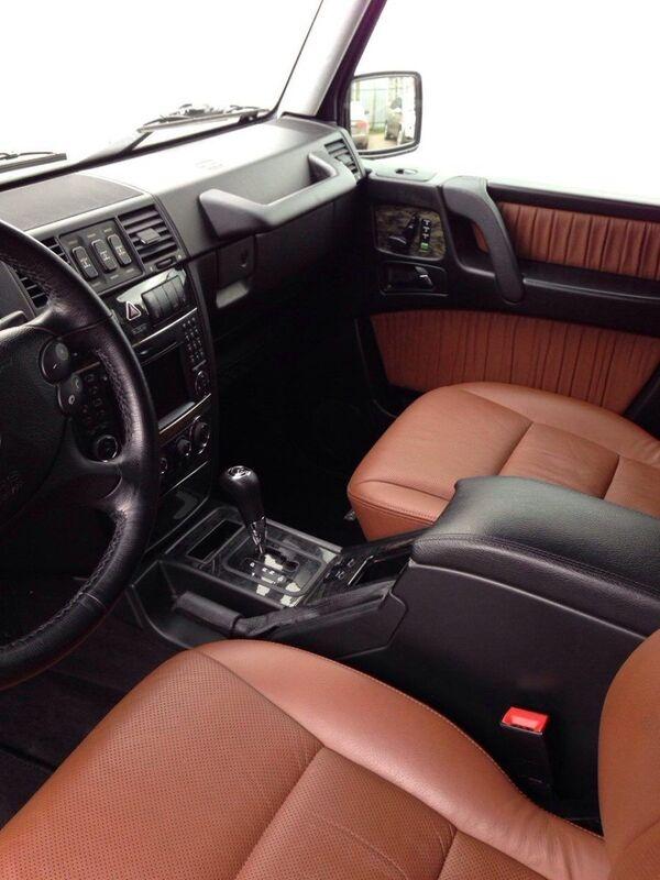 Аренда авто Mercedes-Benz Гелендваген G-класс черный - фото 3