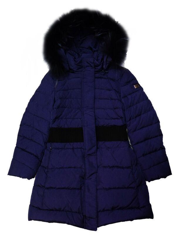 Верхняя одежда детская TRE API Пальто  для девочки Z1186 T P - фото 1