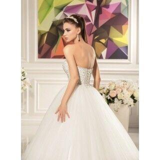 Свадебное платье напрокат Nora Naviano Платье свадебное Alexandra - фото 3