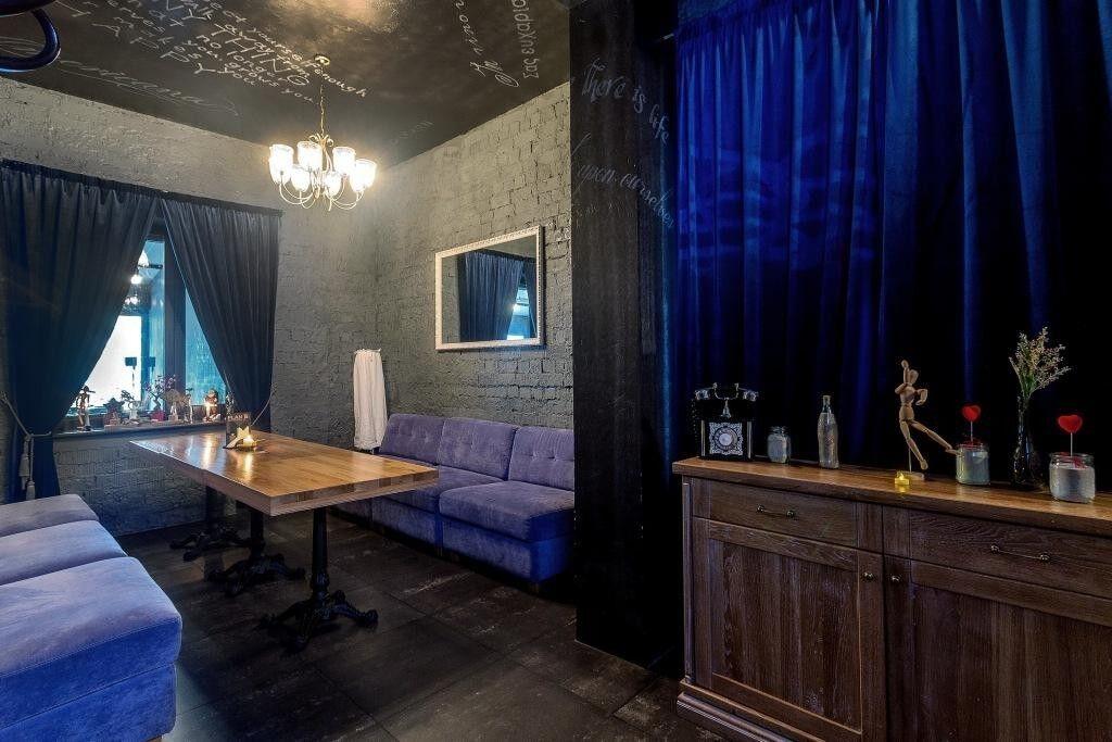 Банкетный зал Plan B VIP-зал - фото 4