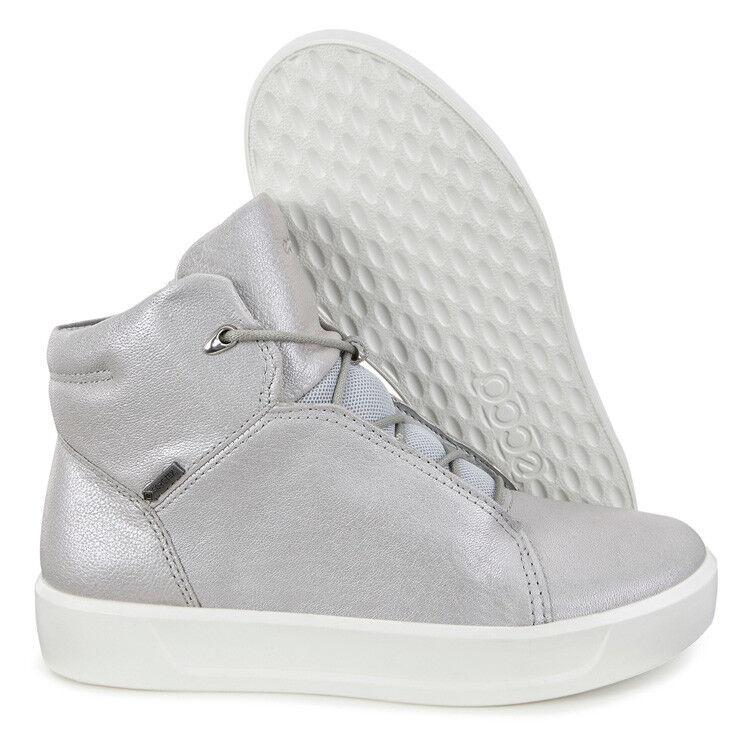 Обувь детская ECCO Кеды высокие S8 781103/01379 - фото 8
