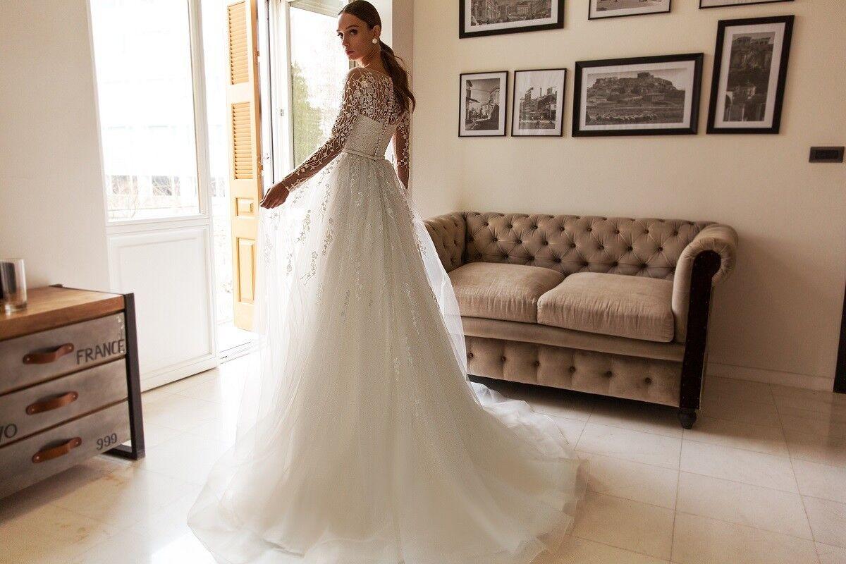 """Свадебное платье напрокат ALIZA свадебное платье """"Roksanny"""" - фото 4"""
