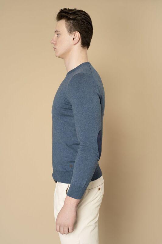 Кофта, рубашка, футболка мужская Etelier Джемпер мужской  tony montana T2002 - фото 2