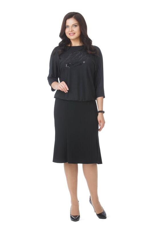 Кофта, блузка, футболка женская Elema Блузка женская Т-69902 - фото 1