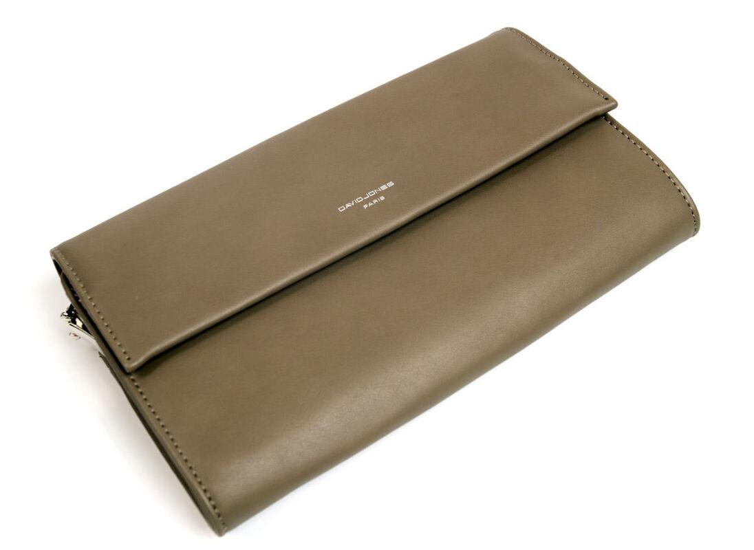 Магазин сумок David Jones Клатч женский  3513-3 - фото 1