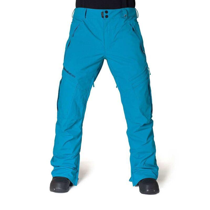 Спортивная одежда Horsefeathers Сноубордические брюки Motive 1516 синий - фото 1