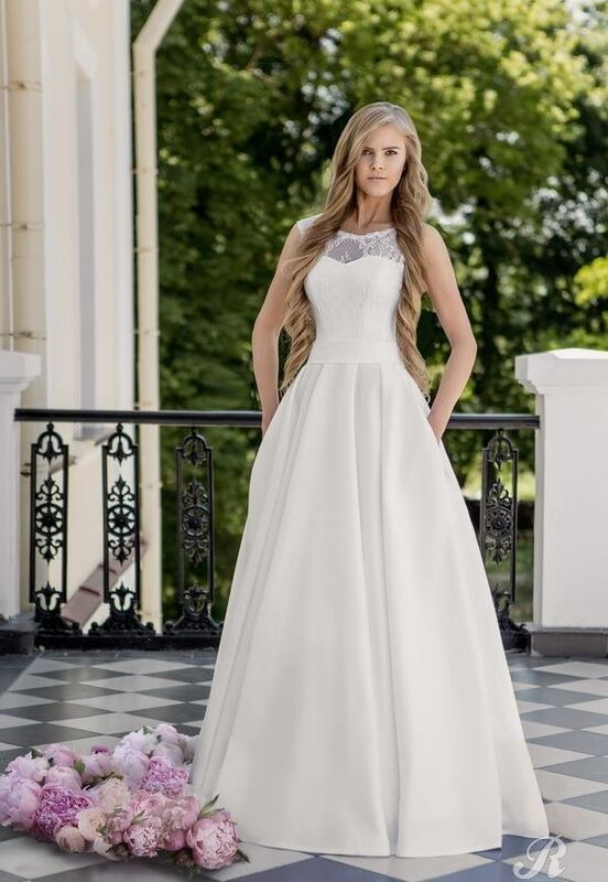 Свадебный салон Robe Blanche Платье свадебное Sandra - фото 1