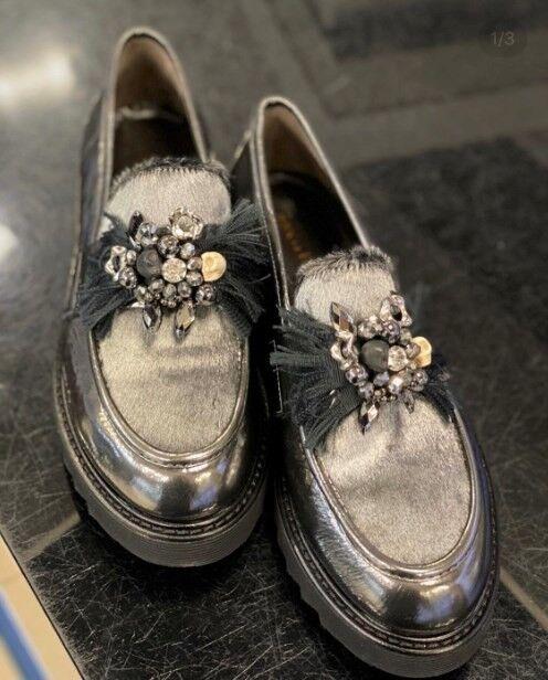 Обувь женская Luca Grossi Лоферы женские - фото 1