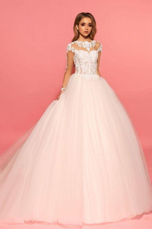 Свадебный салон Eva Lendel Свадебное платье Debra - фото 1