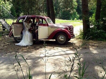 Прокат авто Москвич 401 1955 - фото 12