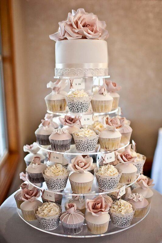 Торт DOLCE Свадебный торт «Согласна на всё» - фото 1
