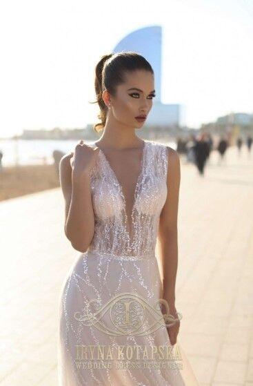 Свадебное платье напрокат Lavender Свадебное платье Dominika - фото 1
