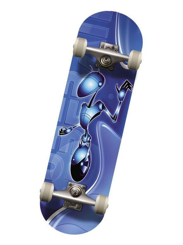 Скейтборд Спортивная коллекция Скейтборд Mini-Board Ant - фото 1