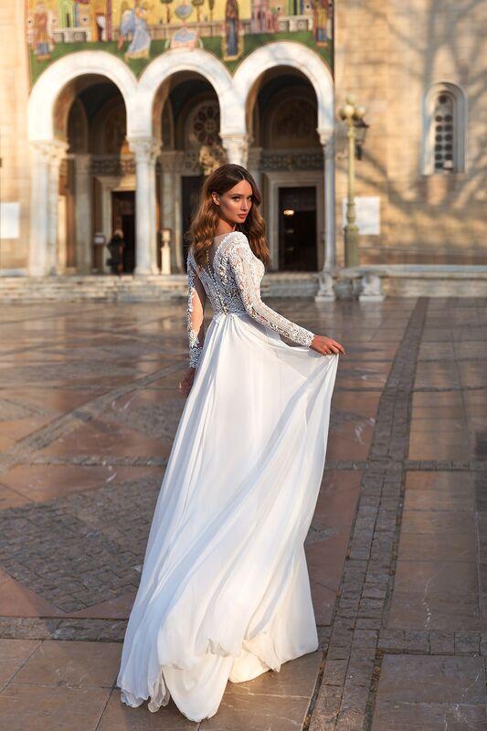 """Свадебный салон ALIZA свадебное платье """"Hiltomye"""" - фото 4"""