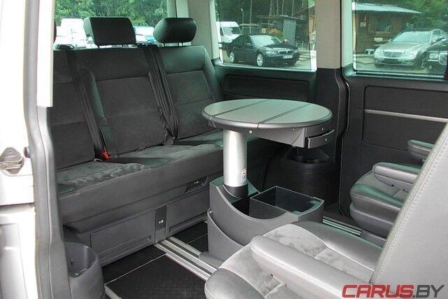 Прокат авто Volkswagen Multivan 2008 г.в. - фото 3