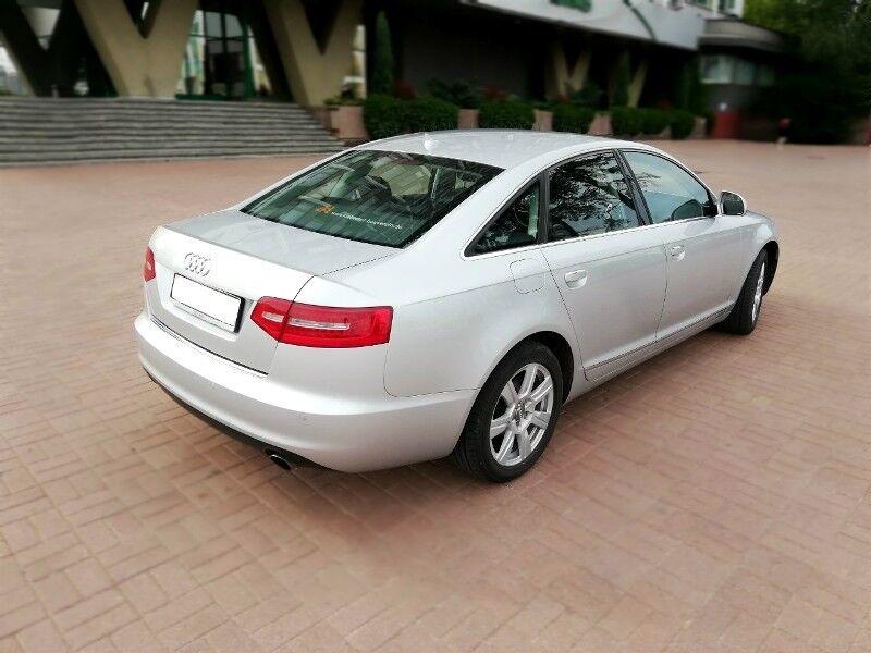 Прокат авто Audi A6 2010 г.в. - фото 2