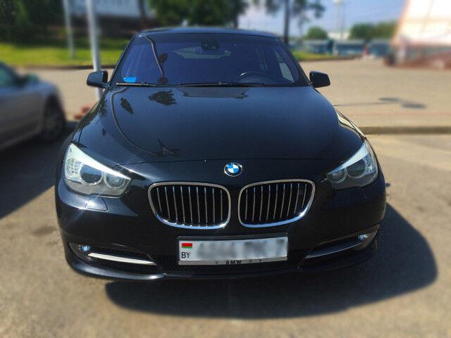 Прокат авто BMW 5 GT - фото 2