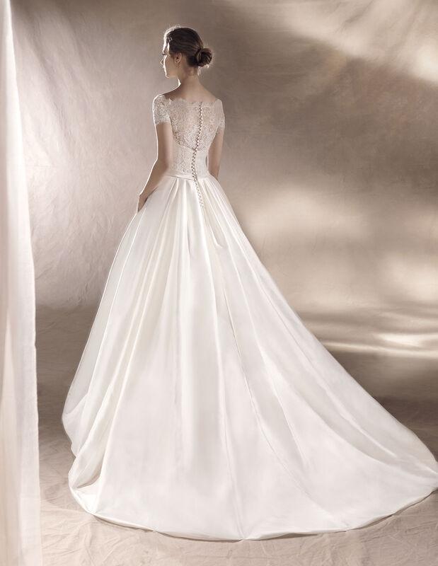 Свадебное платье напрокат White One (Pronovias) Свадебное платье Sami - фото 2