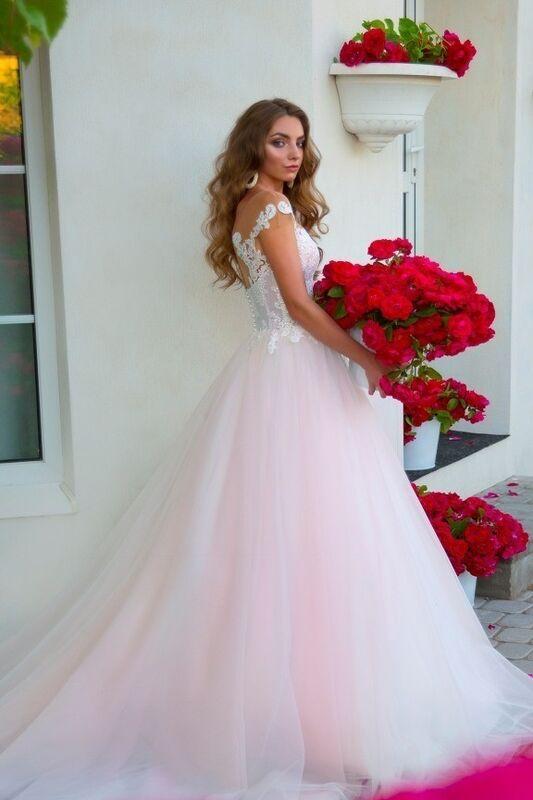 Свадебное платье напрокат Rafineza Свадебное платье Enrica напрокат - фото 5