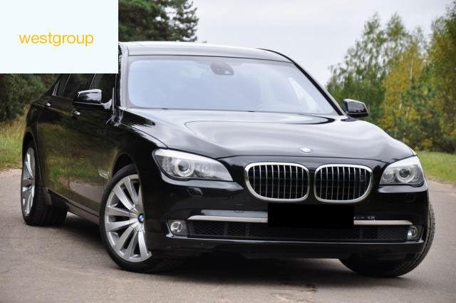 Аренда авто BMW F01/F02 2012 Черный - фото 2