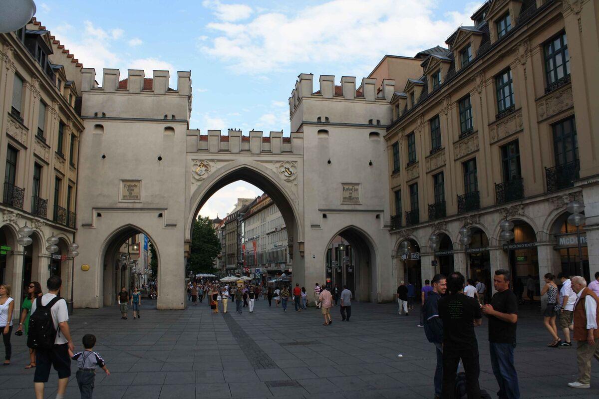 Туристическое агентство Голубой парус Автобусный тур «Вена – Мюнхен – Замки Баварии» - фото 8