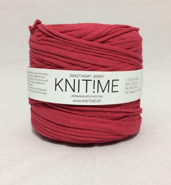 Товар для рукоделия Knit!Me Ленточная пряжа Sweetheart Jersey - SJ502 - фото 1