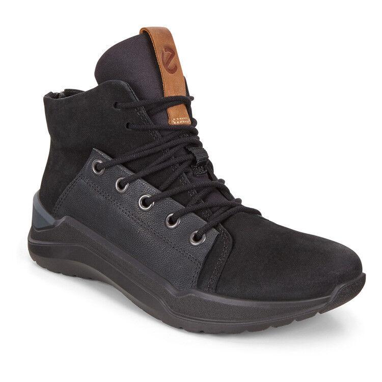 Обувь детская ECCO Кроссовки высокие INTERVENE 764643/51052 - фото 1