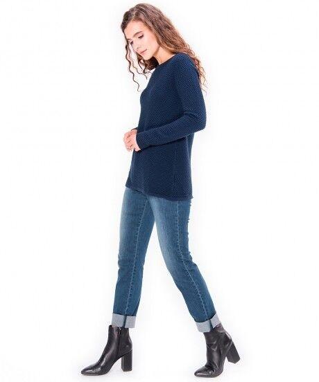 Кофта, блузка, футболка женская SAVAGE Джемпер арт. 910745 - фото 4