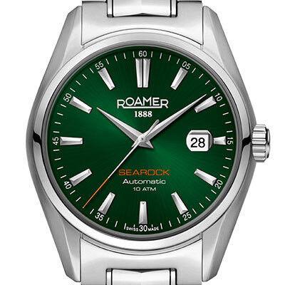 Часы Roamer Наручные часы 210633 41 75 20 - фото 1