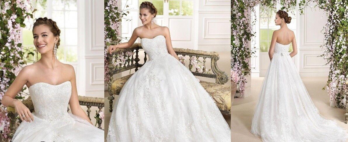 Свадебное платье напрокат Fara Sposa Платье свадебное 5925 - фото 2