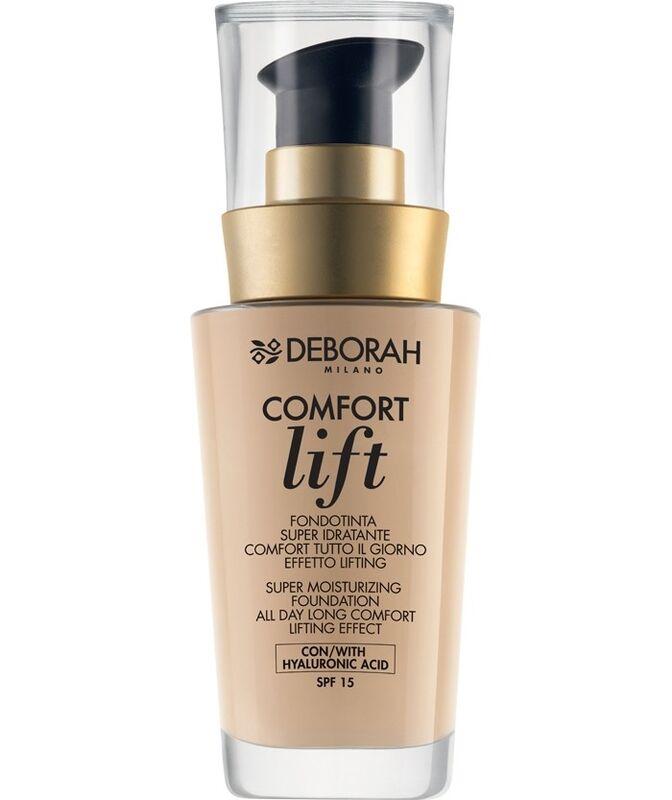 Декоративная косметика Deborah Milano Антивозрастная тональная основа с лифтинг-эффектом Comfort Lift - 07 Foundation - fluid - фото 1