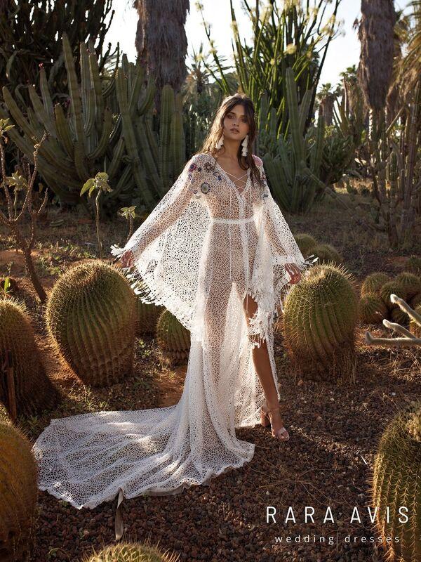 Свадебный салон Rara Avis Платье свадебное,  Wild Soul Freida - фото 2