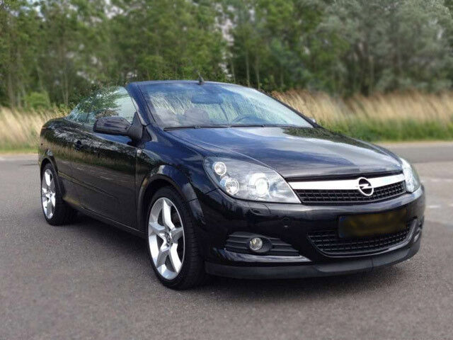 Прокат авто Opel Astra H Cabrio - фото 1