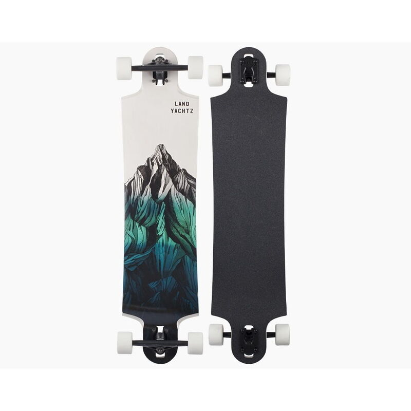 Скейтборд Landyachtz Лонгборд Switchblade 40 Mountain Blue Fade - фото 1