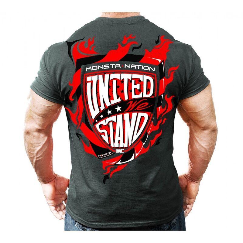 Спортивная одежда Monsta Футболка United We Stand M242 - фото 2