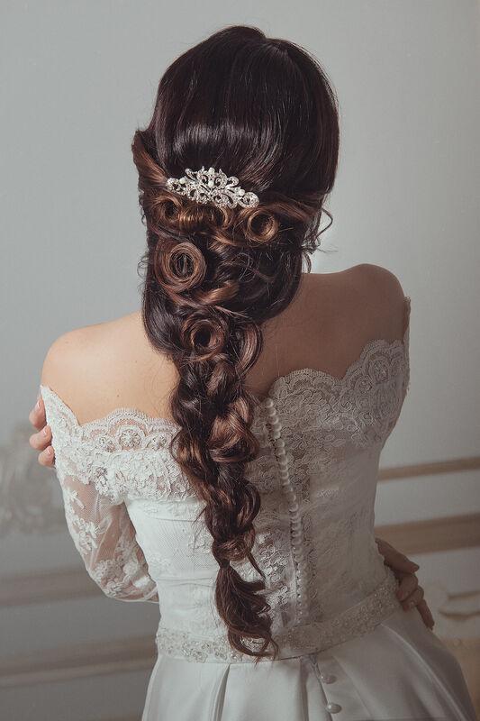 Свадебное платье напрокат Артемида Платье свадебное Donatella - фото 5